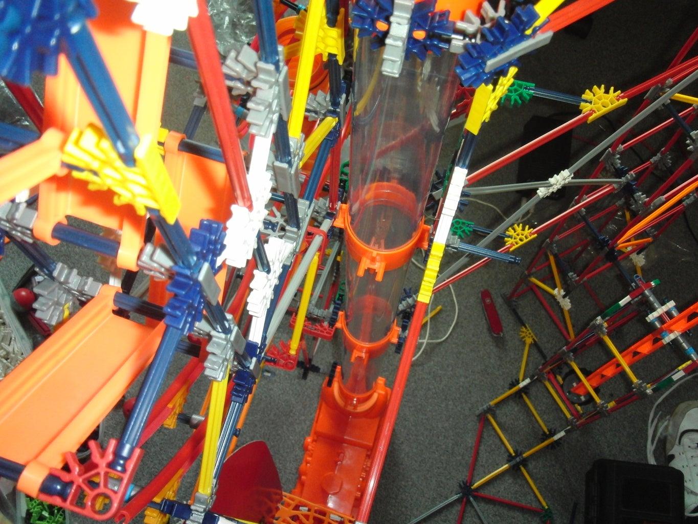 Big Air Ball Tower Lift