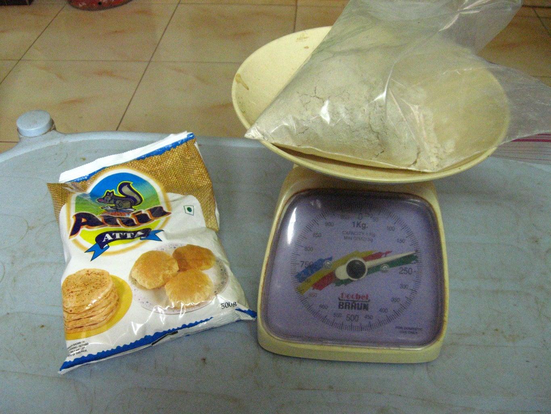 Flour and the Kneading Slab