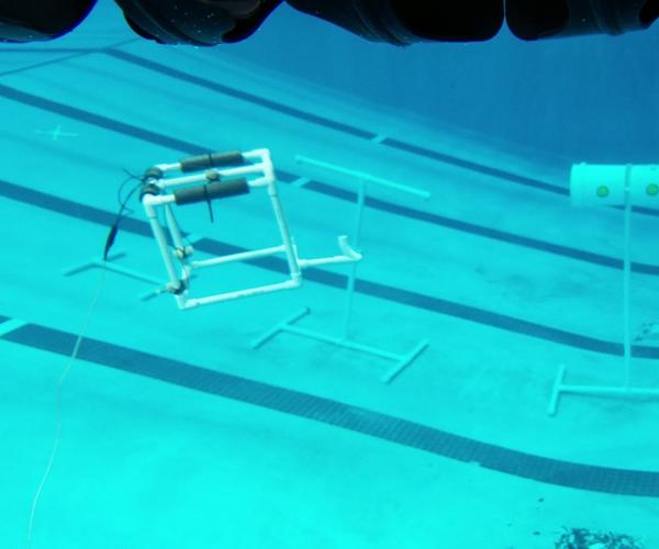 PVC Submarine