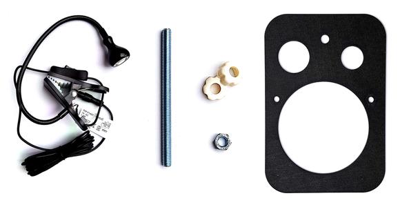 Parts, Materials and Tools