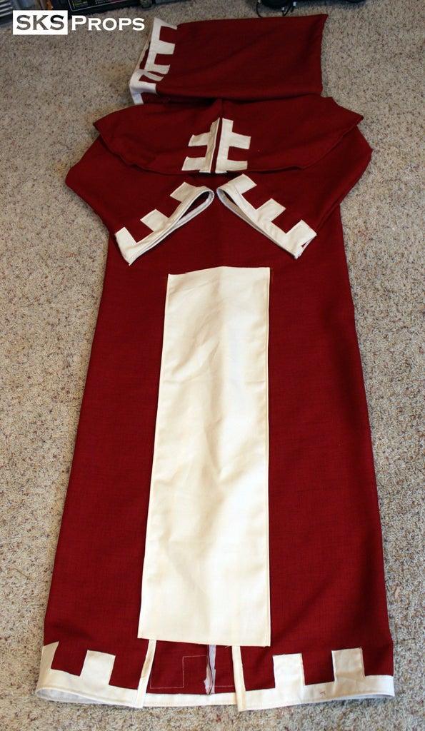 Tech Priest Robe - Cog Details