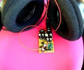 Arduino Controlled Tiny FM Radio