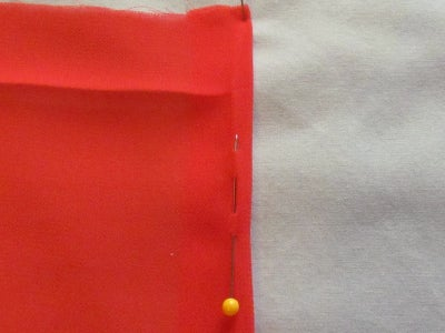 Get Ready to Sew - Turn Under the Hem Allowance