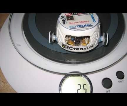 TinyBot24 Autonomous Robot 25 Gr