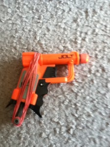How to Hide a Nerf Jolt in Your Sleeve