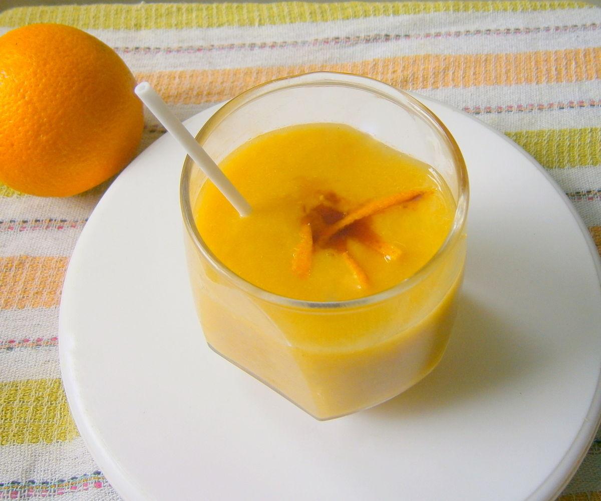 Orange Honeyed Punch