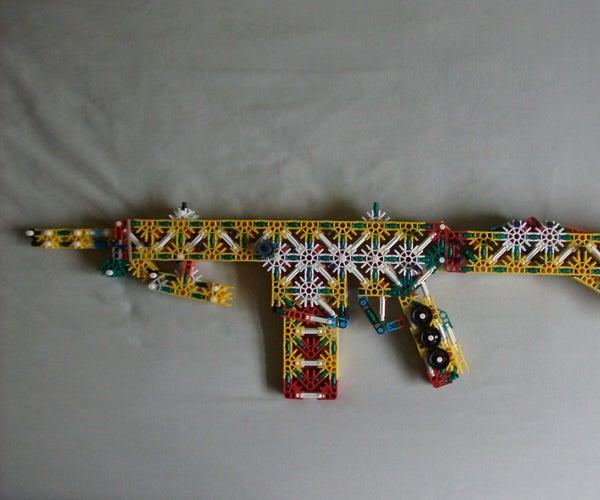 K'nex - Peacekeeper Instructions