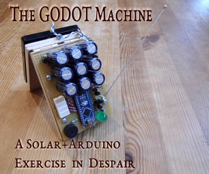 The Godot Machine