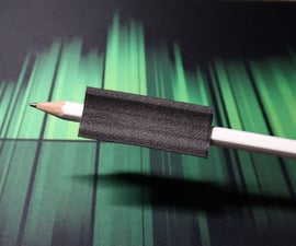 3D Printed Pen Holder