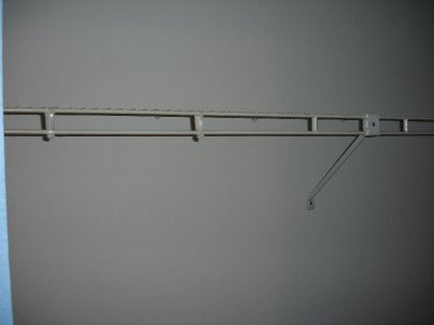 Super Strong Clothes Hanging Bar for Your Closet, on a Budget