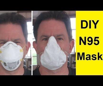 DIY N95-Like Mask