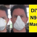 DIY N95-Like Mask