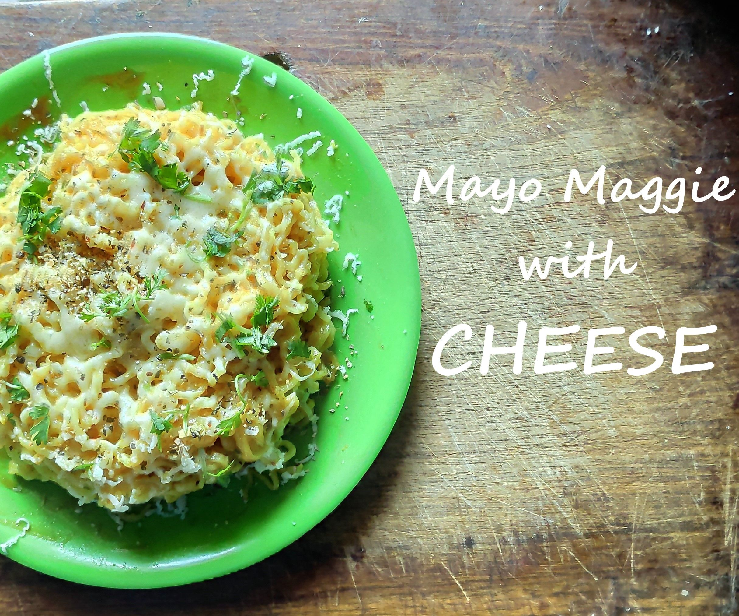 Mayo Maggie With Cheese