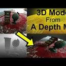3d scan using Google Camera