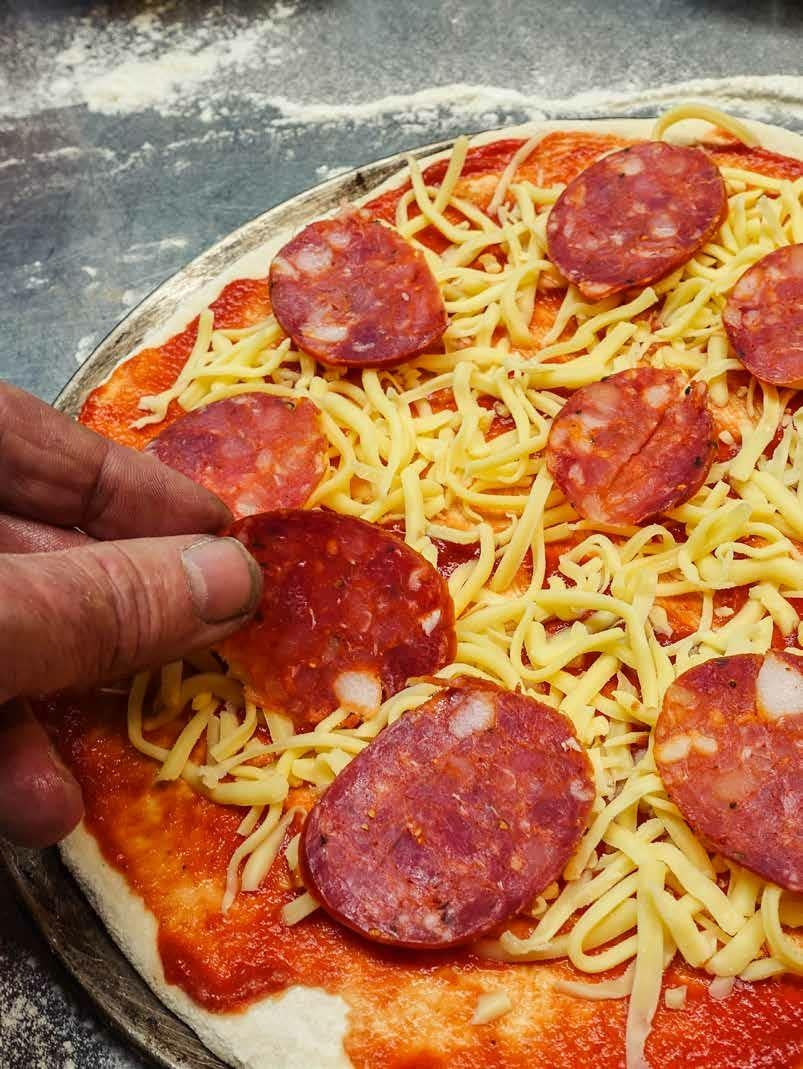 Add the Toppings