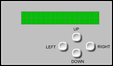 Programming of Parameters