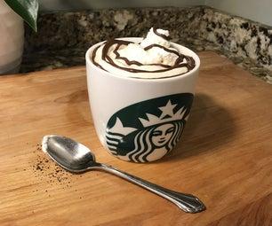 Starbucks Frappuccino- Copycat Recipe