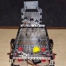 Tetrix Arduino Pinball Robot