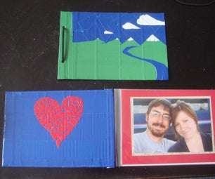 $5 Mini Photo Album for Your Valentine.