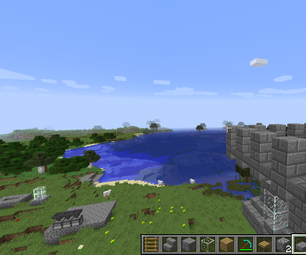 How to Build a Watchtower in Minecraft