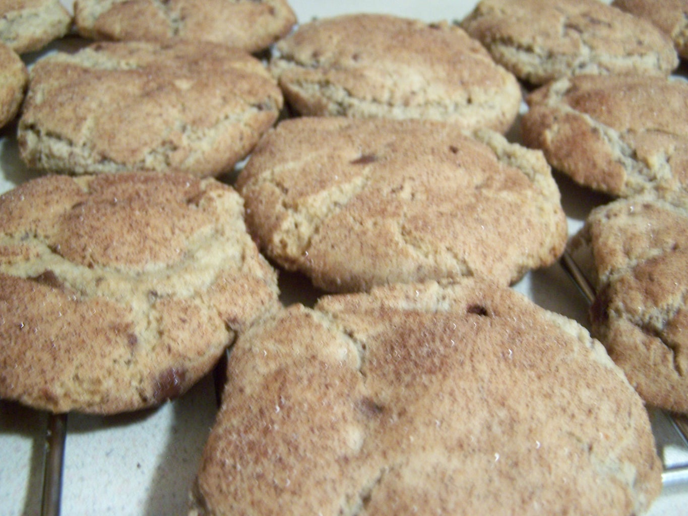 Mexican Hot Chocolate Chip Cookies