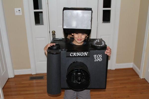 Fully Functional Working Digital Camera