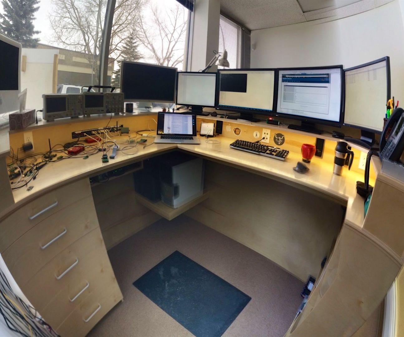 Standing Desk for Engineers