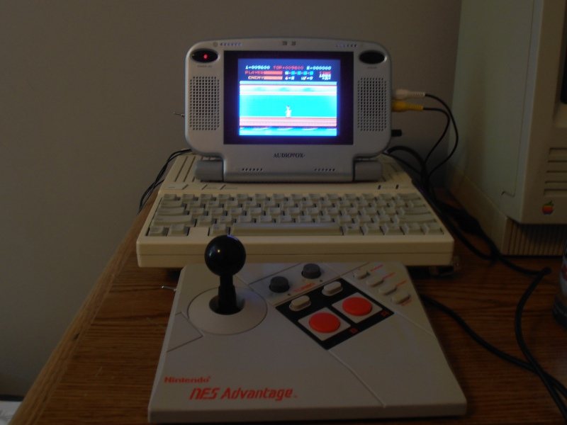 Project Advantage: Install a famiclone into a NES Advantage Joystick