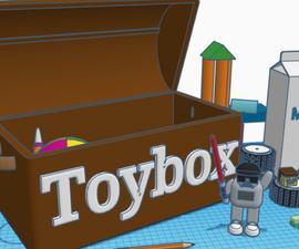 Sparklab - Invent a Toy