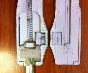 House Key Switchblade V2 (Preview)
