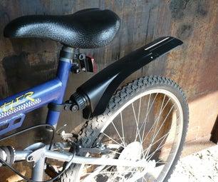 DIY 0$ Bike Fender