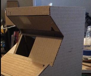 小DIY拱廊