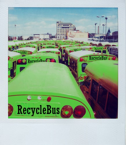 RecycleBus - the Idea