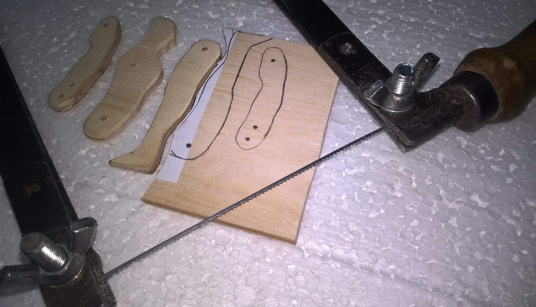 Sawing Parts