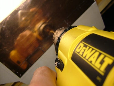 Peeling and Drilling
