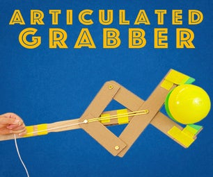Articulated Grabber - Engineering Project for Kids