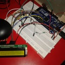 Room Temperature Monitoring Using Arduino and LM-35
