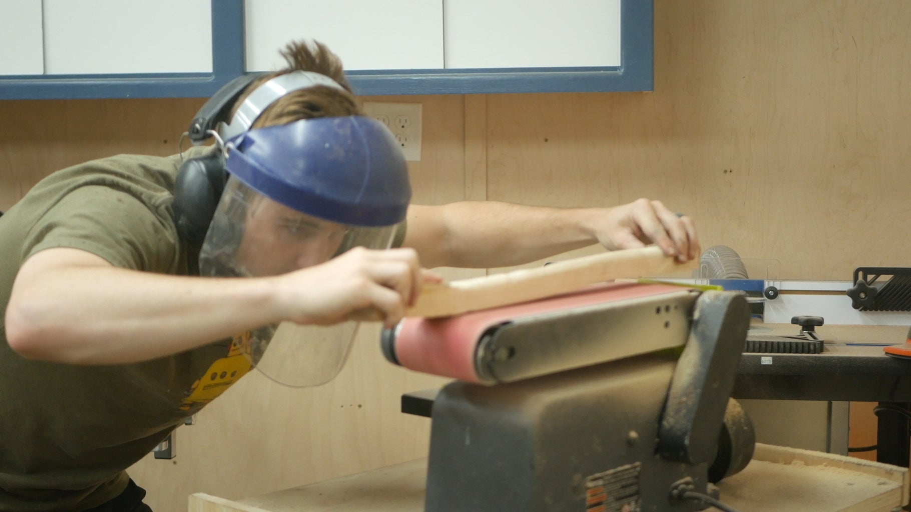 Power-Carving - Round 2