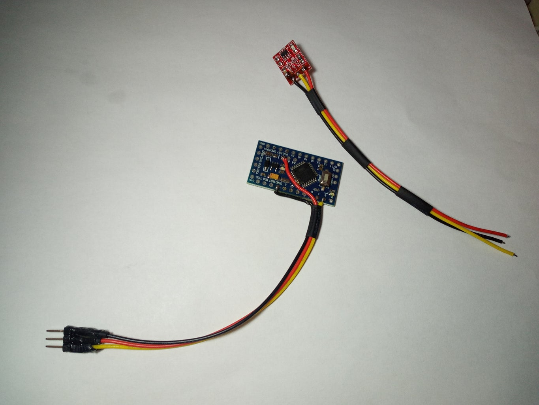 Servo Driwer With Arduino