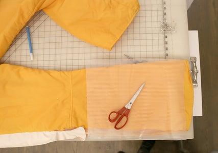 Cut Shelving Liner