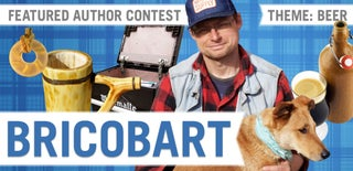 Featured Author Contest: bricobart