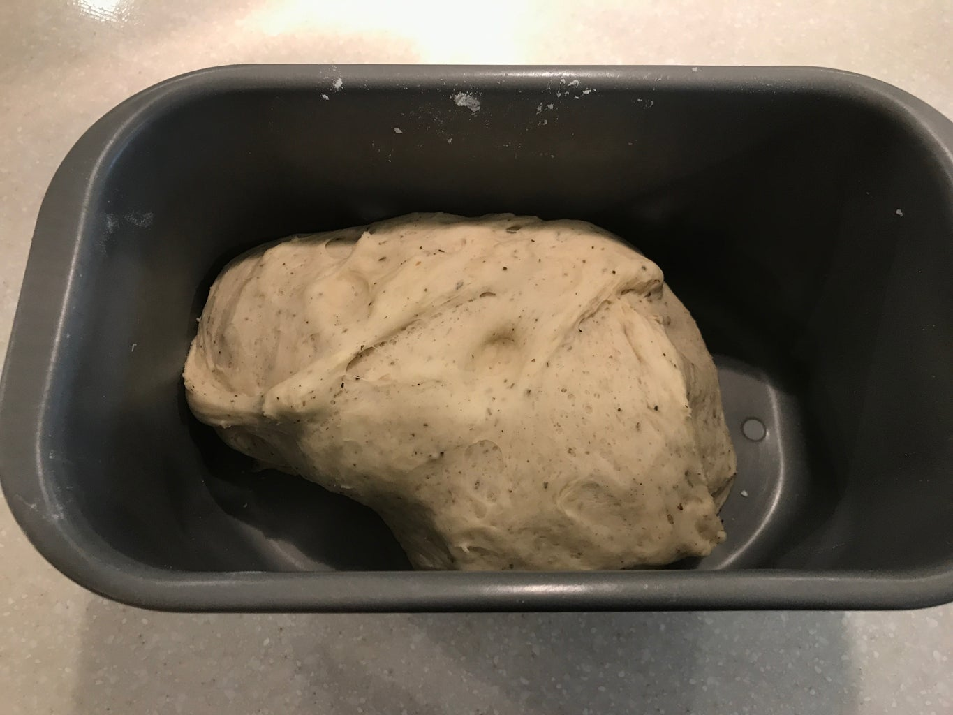 Kneading and Rising