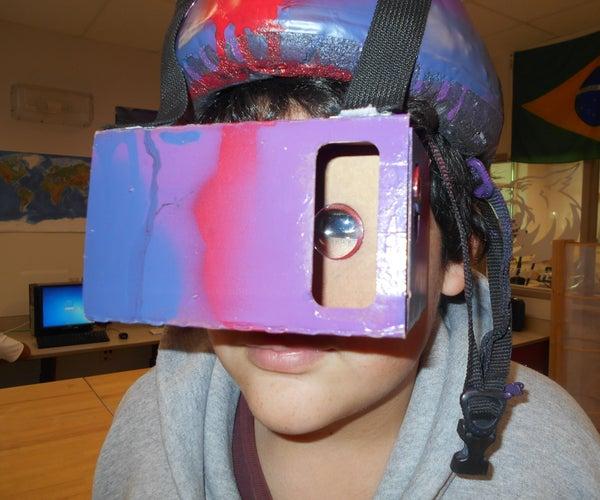 DODOcase VR Viewer With Helmet