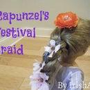 Rapunzel's Festival Braid