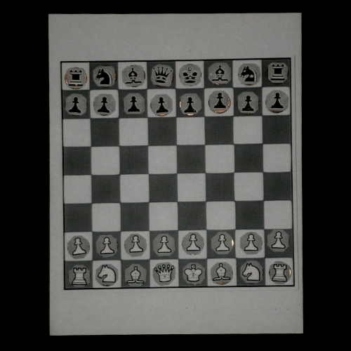 CHESS SET - for under a dollar