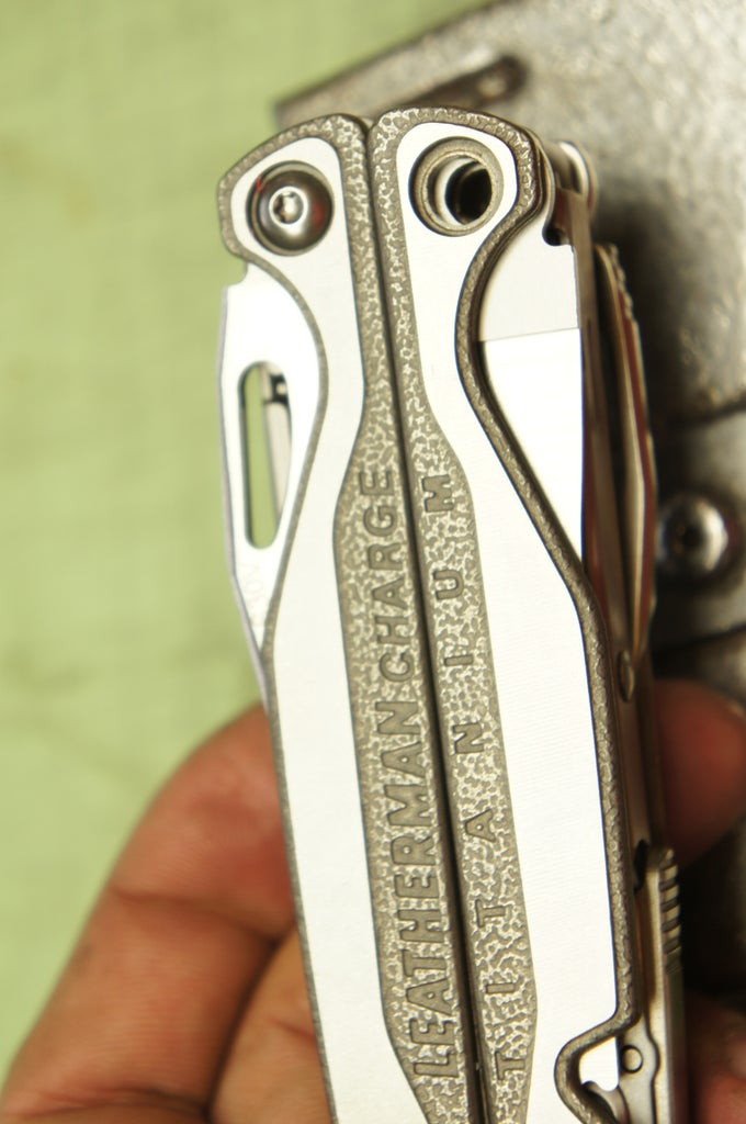 Re-insert the Exterior Functions Pin (side A)