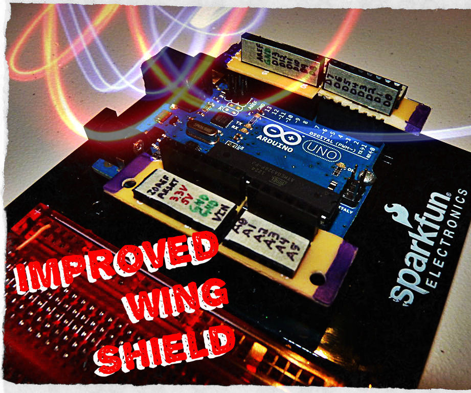 Improved Simple Wing Shield