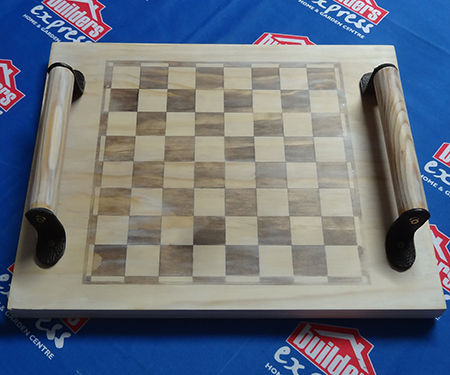 Make a chess board