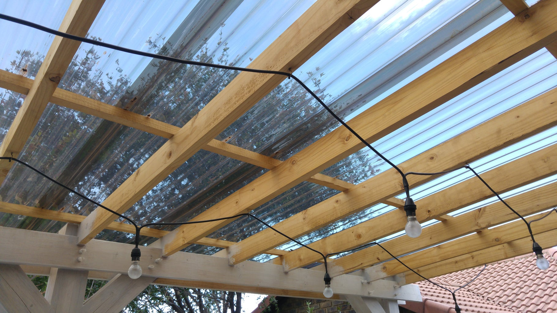 Covered Roof - Modek