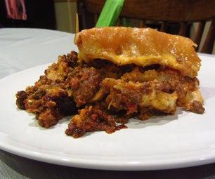 Incredible Crock Pot Lasagna
